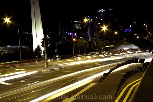 Night Lights of Singapore