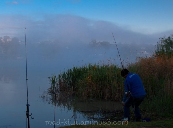 River Fog