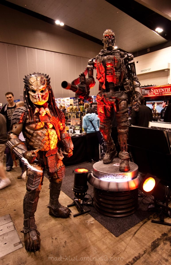 Predator vs Terminator