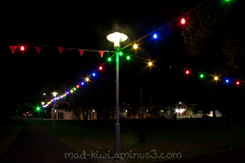 Lights in the Park I