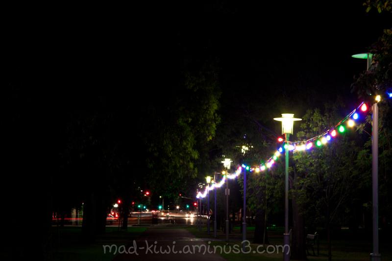 Lights in the Park II