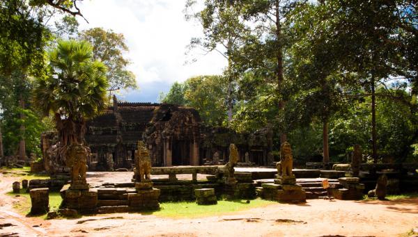 Temples XVII