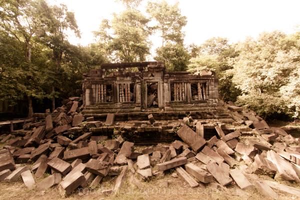 Temples XIX