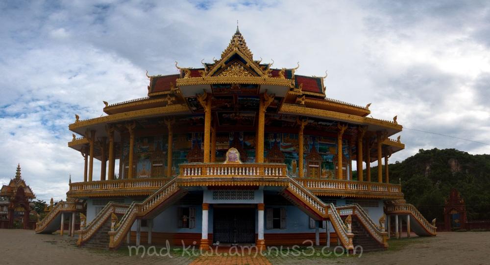 Temples XXII