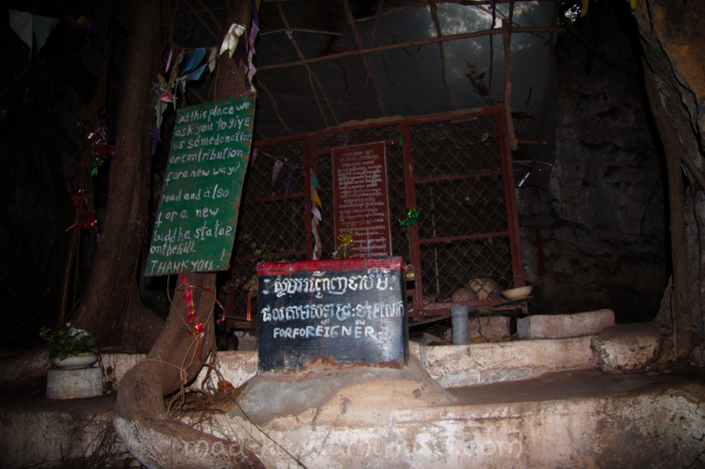 Inside the Killing Caves
