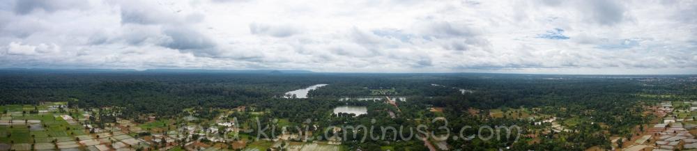 Angkor Wat and Surrounds