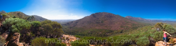 Wilpena Pound Panoramic I