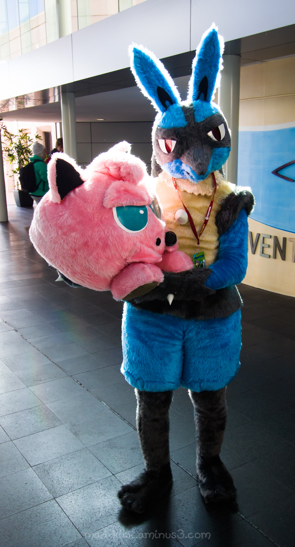 Cosplay Furry