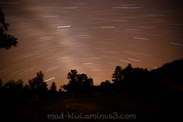 Star Trails III