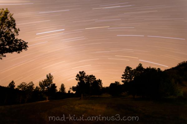 Star Trails IV
