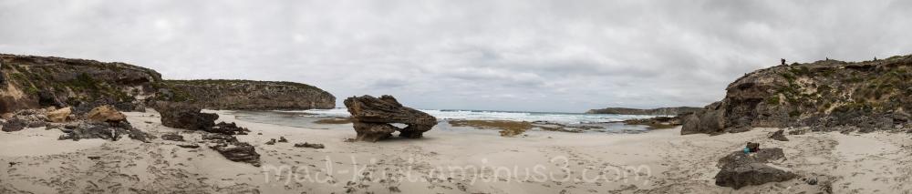 Beach Panoramic I