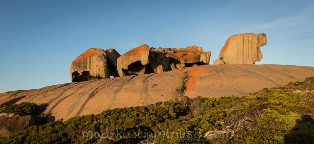 Remarkable Rocks V