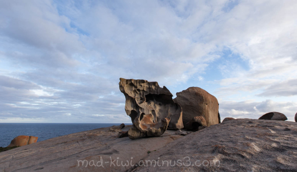 Remarkable Rocks IX