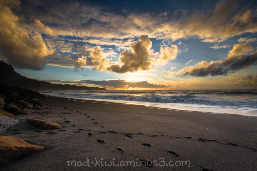 West Coast Sunset I