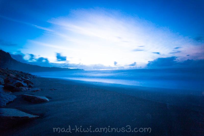 West Coast Sunset IV
