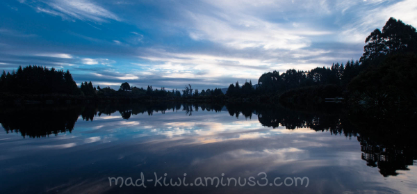 Lake Henry before Sunset