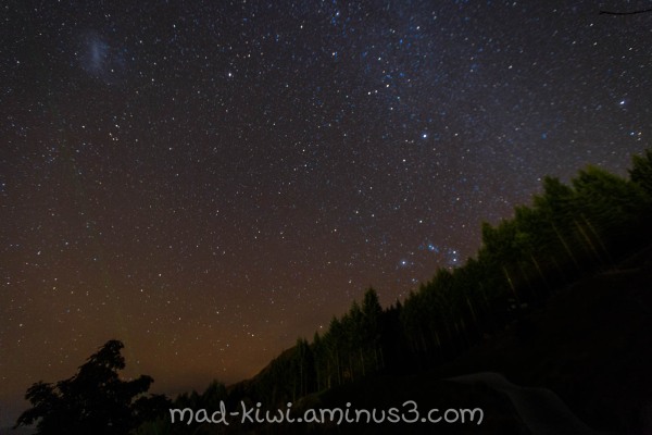 Queenstown Night Sky II