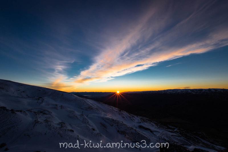 Cardrona Sunrise II
