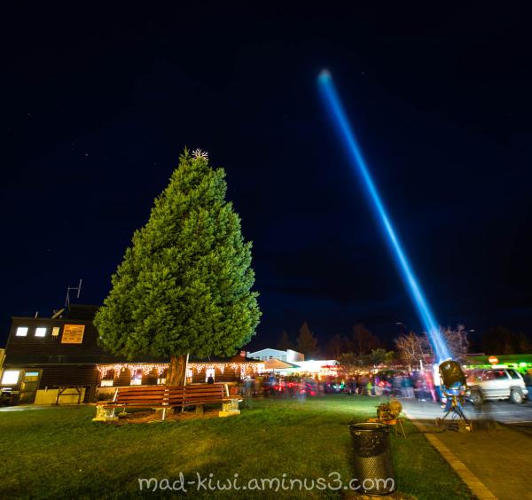 Te Anau Winter Illumination III