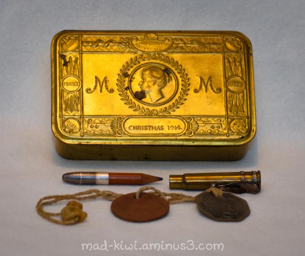 1914 Tobacco Tin II