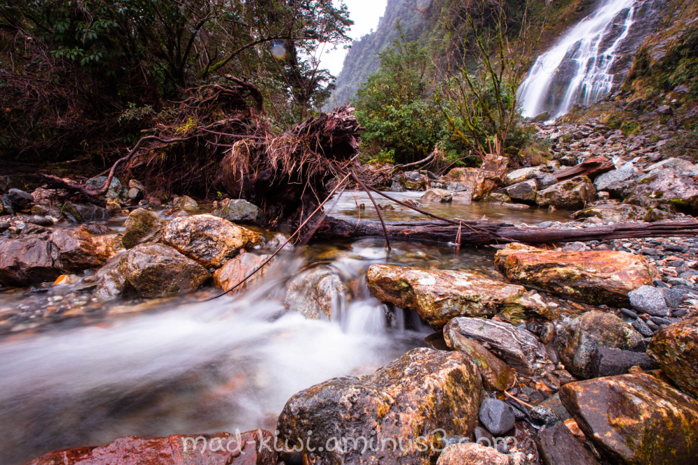 Helena Falls VII