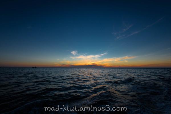Tasman Sunset III