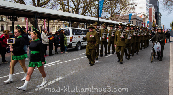 WWI City Parade II
