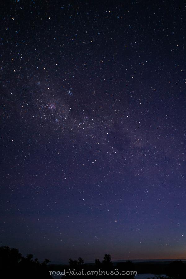Stewart Island Stars I