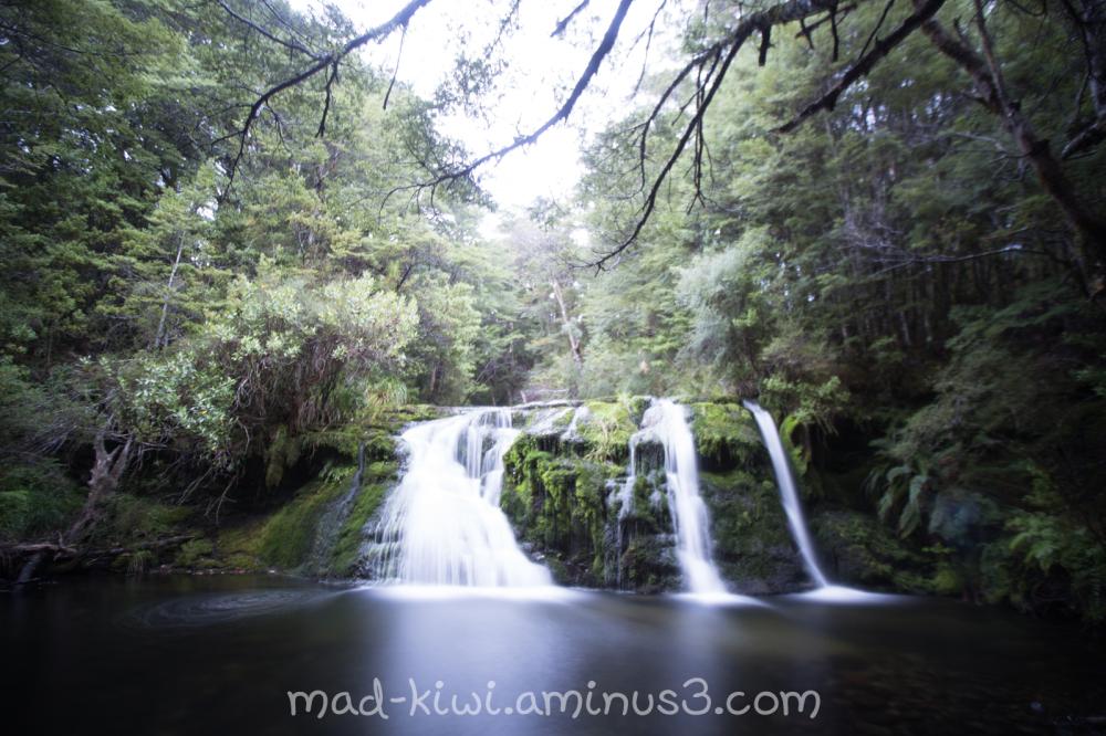 Boyd Creek Waterfall II