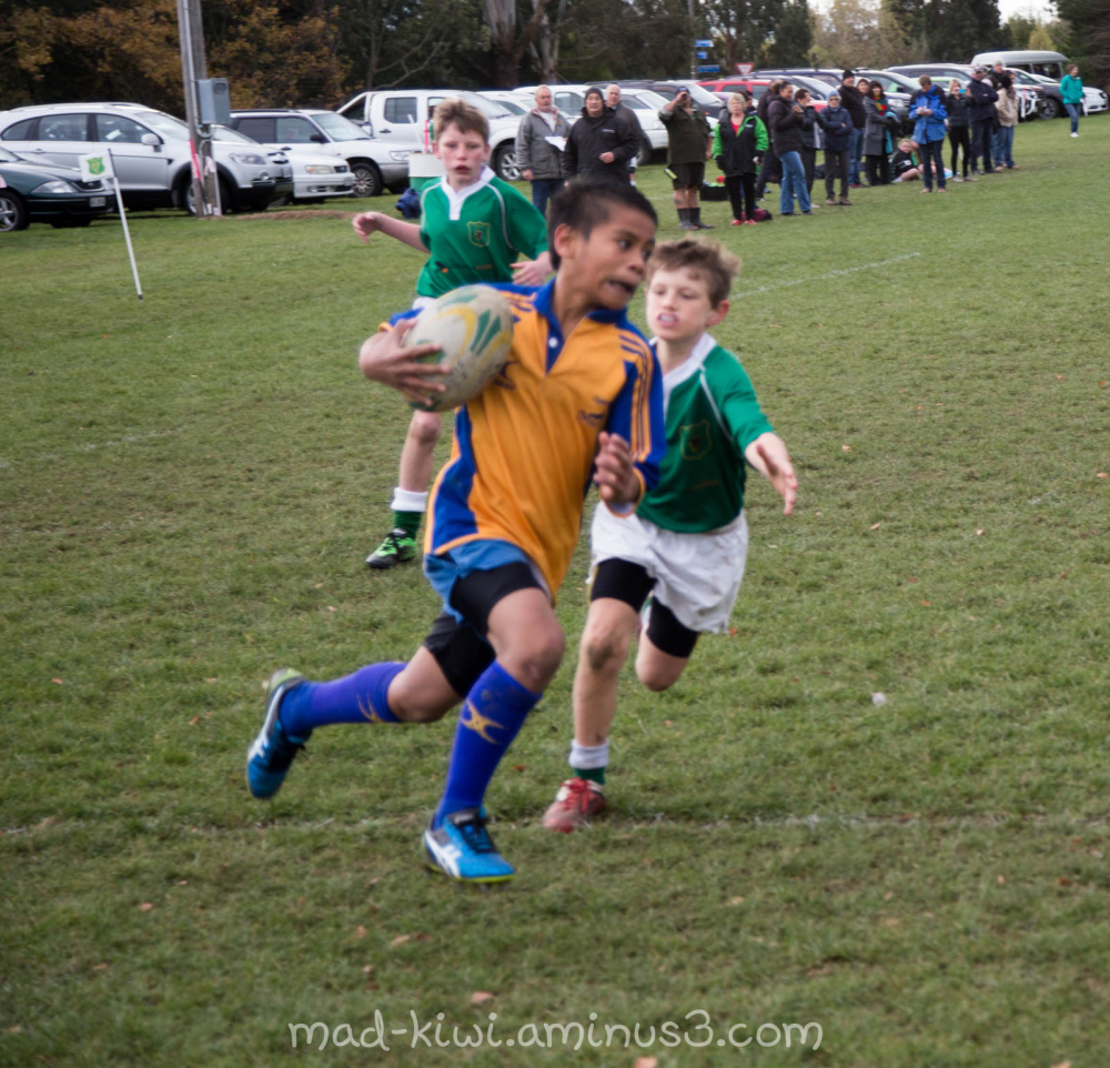 Rugby VIII