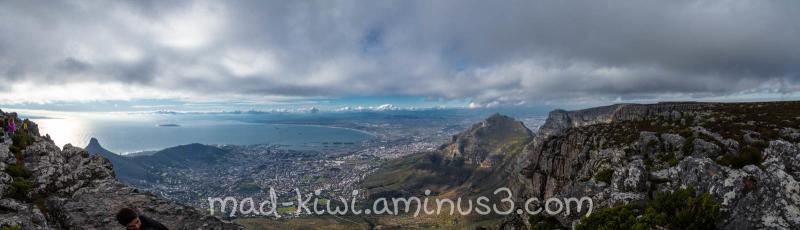 Cape Town Clouds