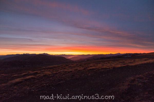 Cardrona Sunset I