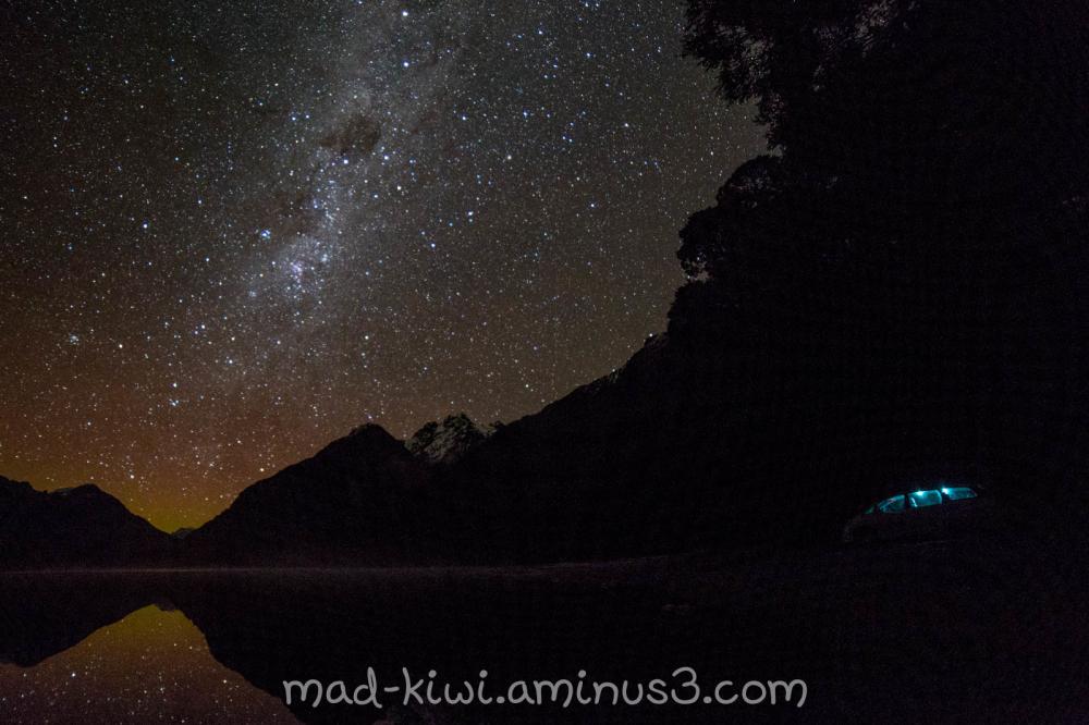 Lake Gunn Night Sky IV