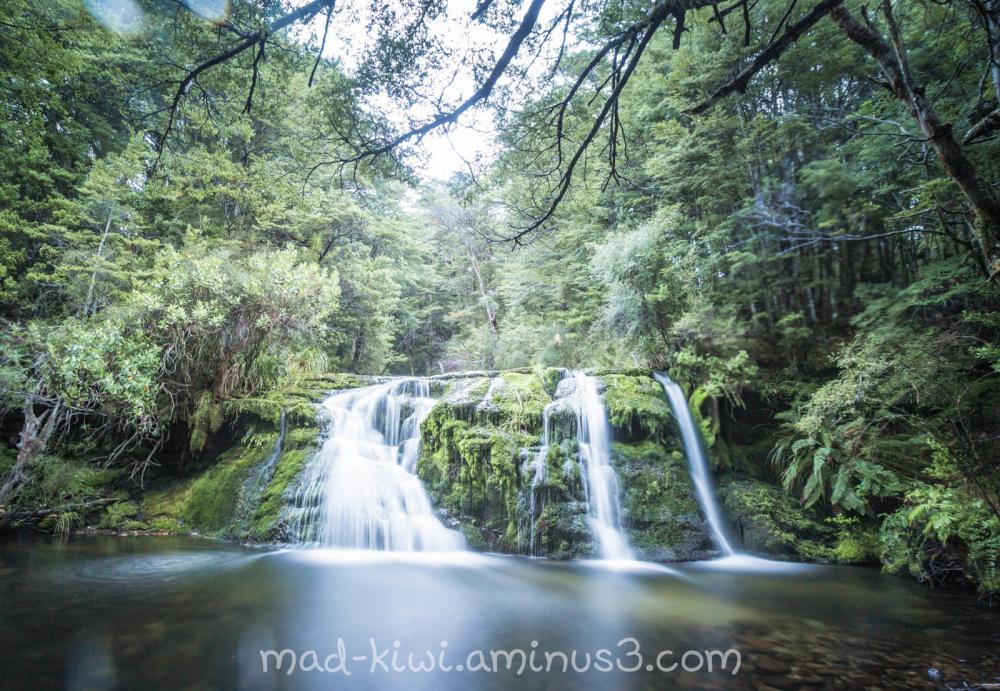 Boyd Creek Waterfall
