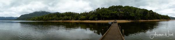 Lake Hauroko 360
