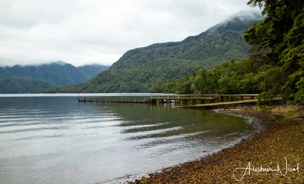Lake Hauroko Jetty II