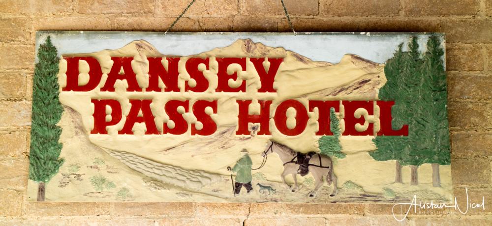 Dansey Pass