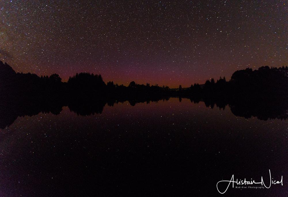Lake Henry Aurora I