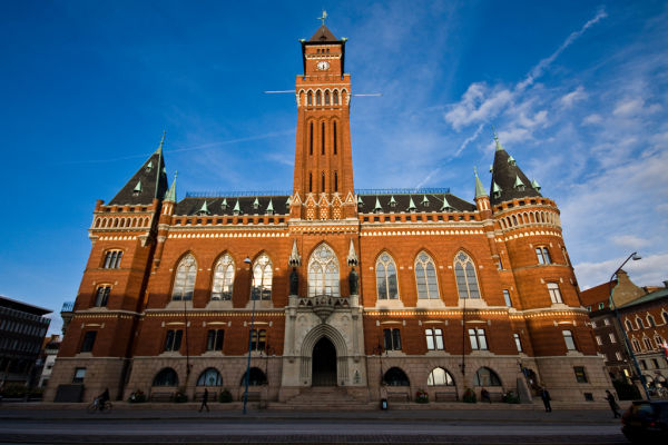 Town hall Helsingborg