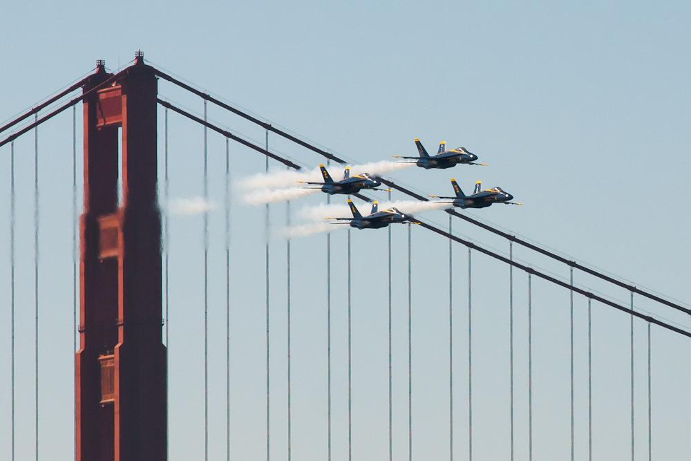 Blue Angels Air Show #3