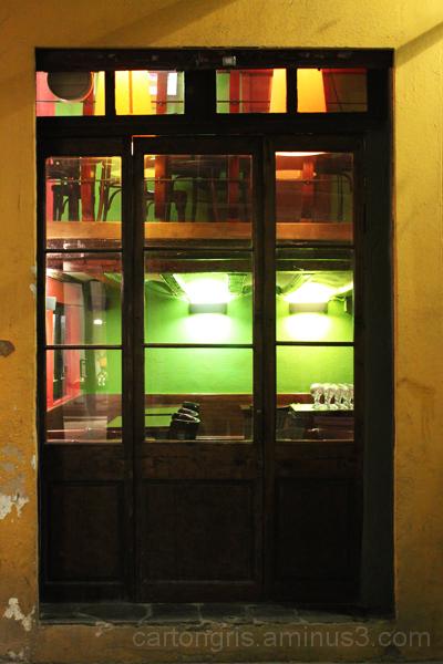 Un bar en barcelona