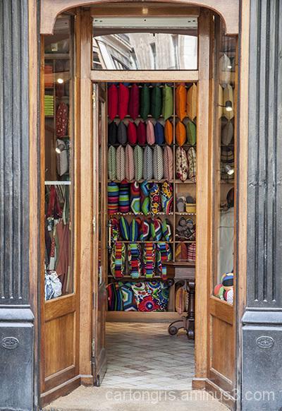 Tienda antigua barcelona