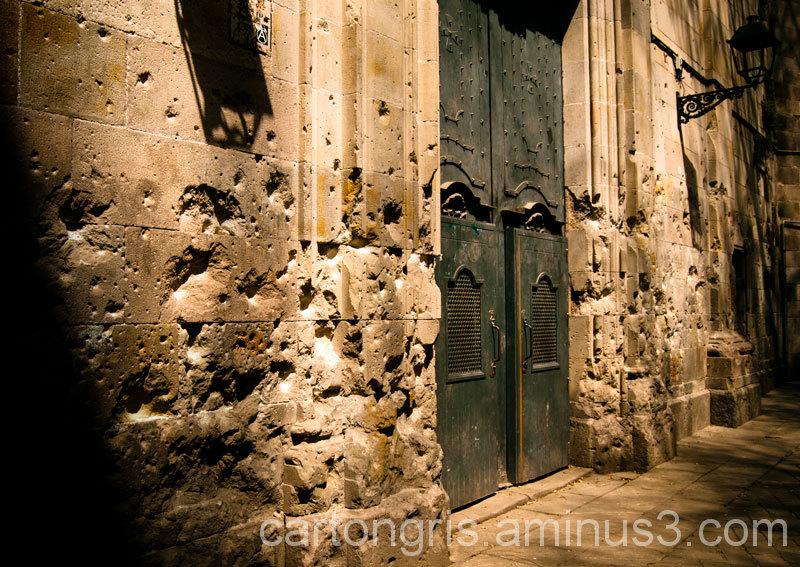 les portes de la guerra