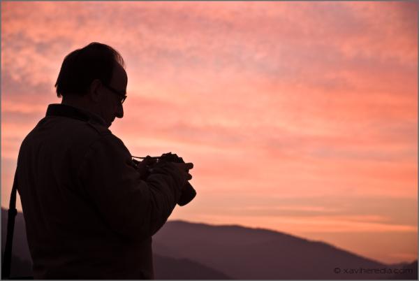 Photoblogger en acció // Photoblogger in action