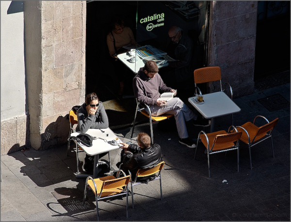 Calma // Calm (Catalina Café)
