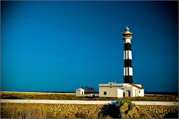 Far Cap d'Artrutx, Menorca