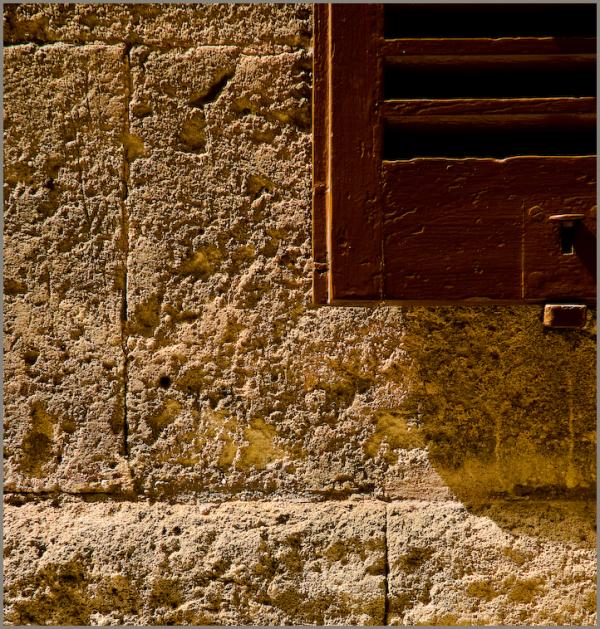 Quasi una finestra // Almost a window
