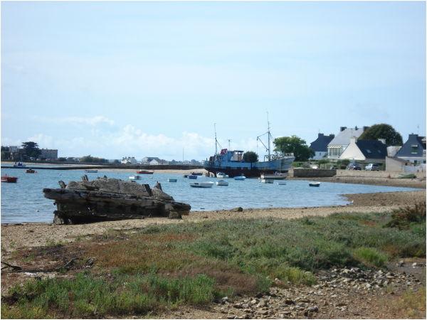 Petite Mer de Gâvres de Riantec (Bretagne)