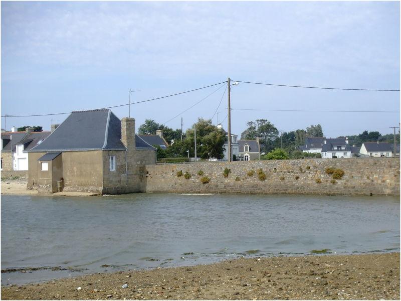 Moulin à marée de Stervins à Riantec