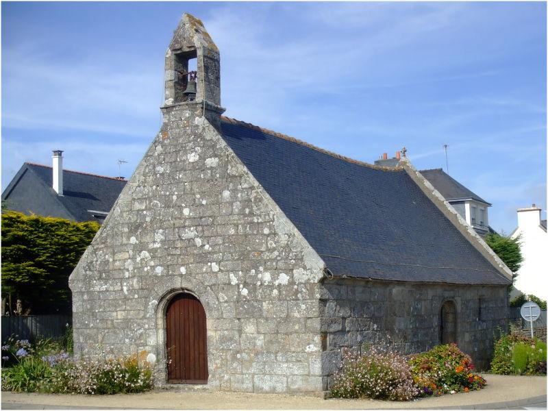 Chapelle de la Vraie Croix à Riantec